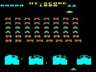 Space Invaders [SSD] image